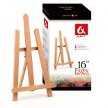 "Easel Essex - 39cm 16"" High - Beech Wood"